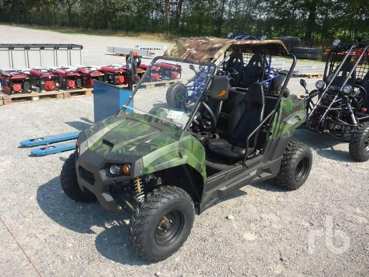 MK350/G7-09 Cross ATV - 2019