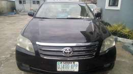 Black Toyota Avalon for sell at affordable price