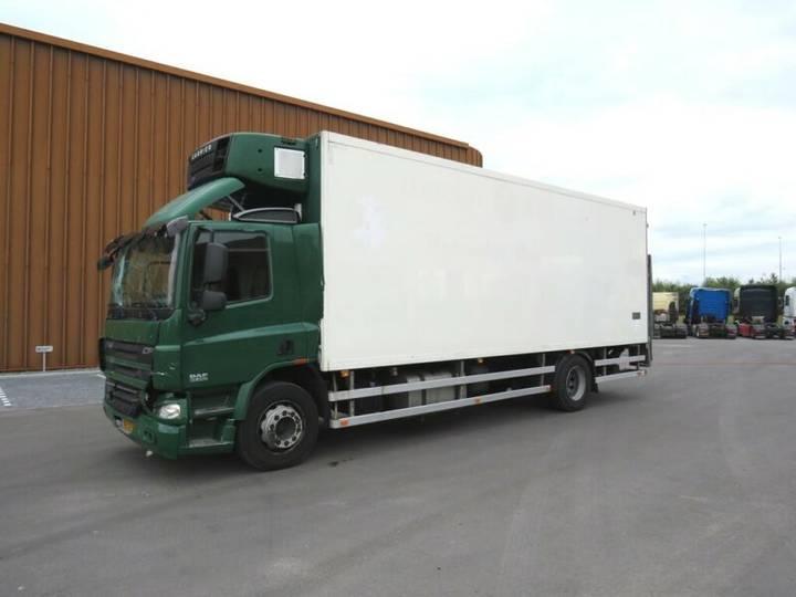 DAF CF 65/250 Kuhlwagen mit Carrier!!!!!!!!! - 2010