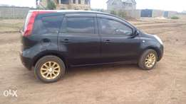 nissan note 4WD