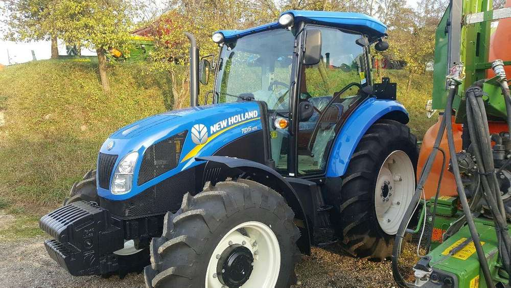 New Holland TD5.105 - 2016