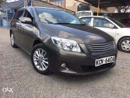 Toyota Fielder 2010 Foreign Used For Sale Asking Price 1,370,000/=