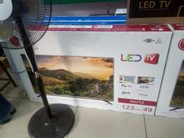 Original LG 49 Inches Digital LED Full HD Brand New on Offer at Shop