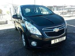 2010 Chevrolet Sparl 1.2 LS Manual