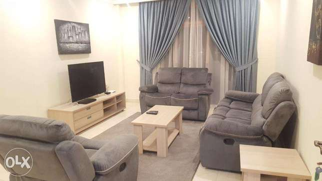 Manqaf - Nice Fully Furnished 2 BR Apartment