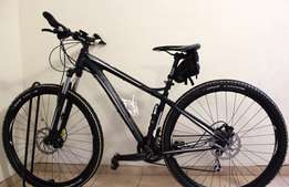 Ghost 29er 2015 ( Shimano XT and SLX components)