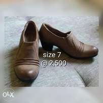 Quality shoes size 7
