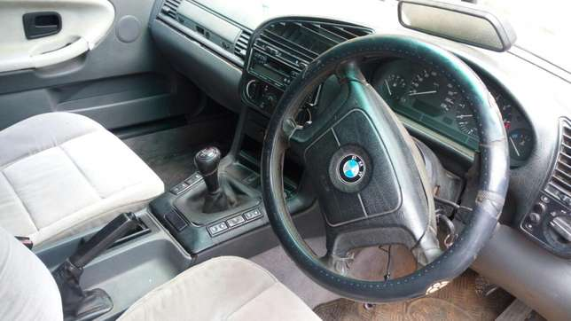 Can BMW car for sell. In good shape & free from Accident Nyari - image 3