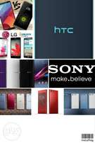 Fix all HTC SONY and LG Phones