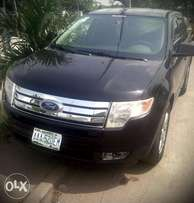Nig-Used Ford Edge, 2008. Full-Option. Very OK