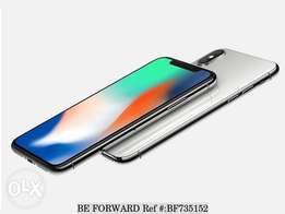 2017 APPLE Iphone X 256GB with Voice over Long-Term Evolution (VoLTE)