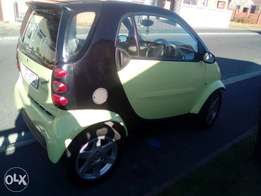 Smart fortwo 700cc turbo