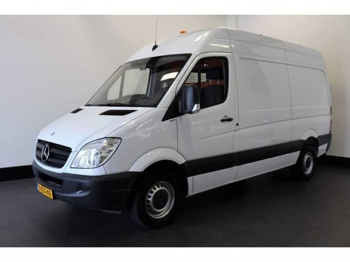 Mercedes-Benz Sprinter 313 CDI 130PK L2H2 - Automaat - Airco _ 9.900,- Ex. - 2011
