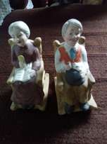 elderly couple relaxing on rocking chairs ad 1227