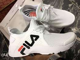 Fila Mind Zero Sneakers White