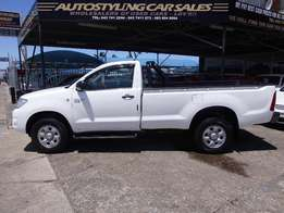 Autostyling Car Sales-East London-Hilux 2.5 d4d srx raider ,low km's