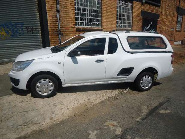 2012 Chevrolet Utility 1.4 Available for Sale Johannesburg - image 7