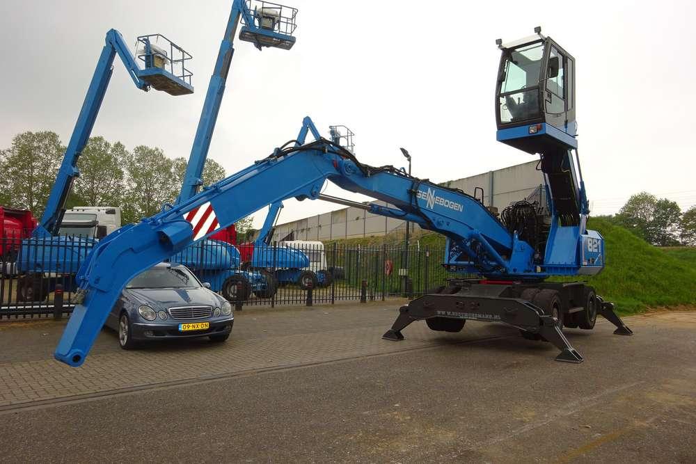 Sennebogen 821M Materialhandler - 2006 - image 3