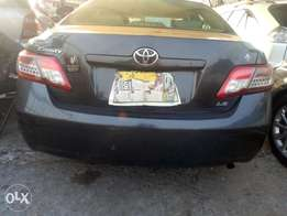2010 Toyota Camry with leather interior