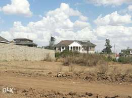 Corner PLOT AT MEMBLEY estate Ruiru.