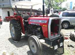 Brand New MF 240,50 Horses Power,2 Disc Plough,Warranty,Tool Box