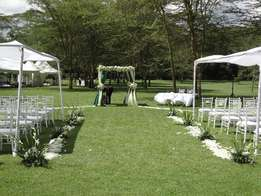 Best prices for Tent,chairs, event planning solutions, event decor