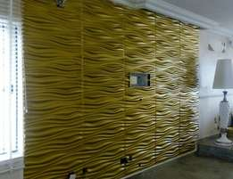 Wall panels sales and installation