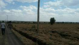 1Acre of Land at Kitengela on sale