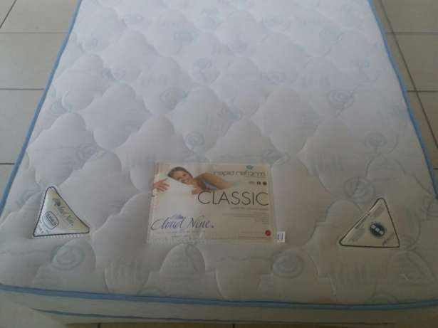 3/4 Cloud Nine Bed - Gently firm posture support Bain's Vlei - image 1