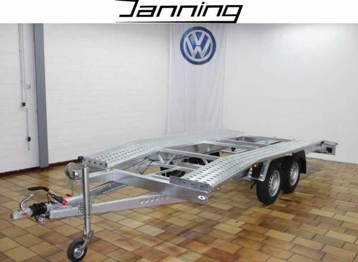 Blyss Adam Fahrzeugtransporter 450x200x5cm 2.700kg W
