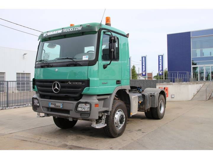 Mercedes-Benz ACTROS 2041 AS-MP2-MANUAL-KIPHYDR. - 2006