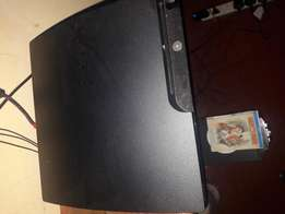 Ps3 slim 320gb chipped