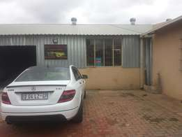 Auto body Business for sale.