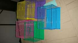 Pet transport cages