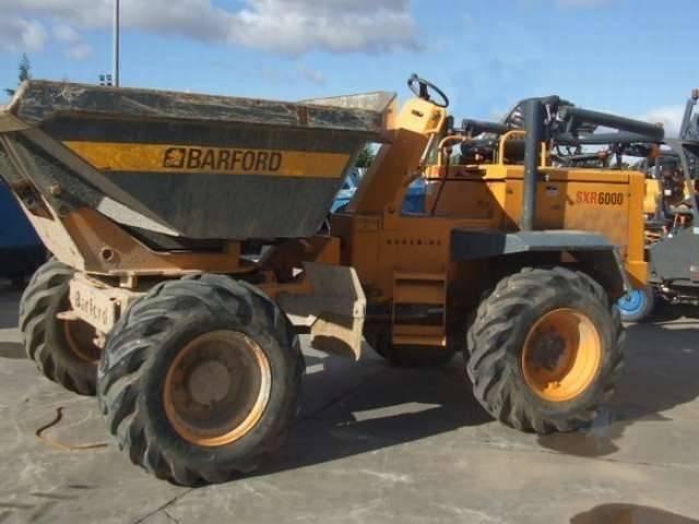 Barford SXR6000 - 2005