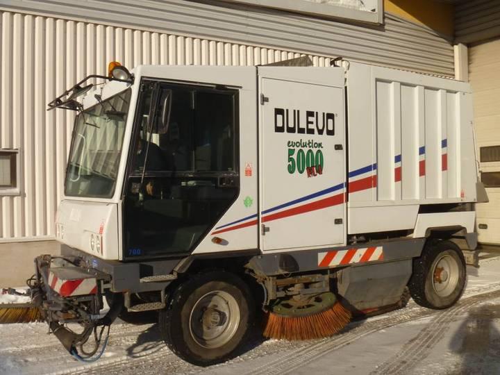Dulevo 5000 Evolution E4 - 2007