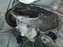 Gearbox for opel corsa