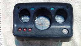 Toyota Dyna / Coaster: speedo meters cluster