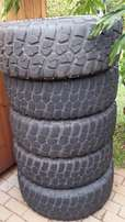 BF Goodridge Tires MT
