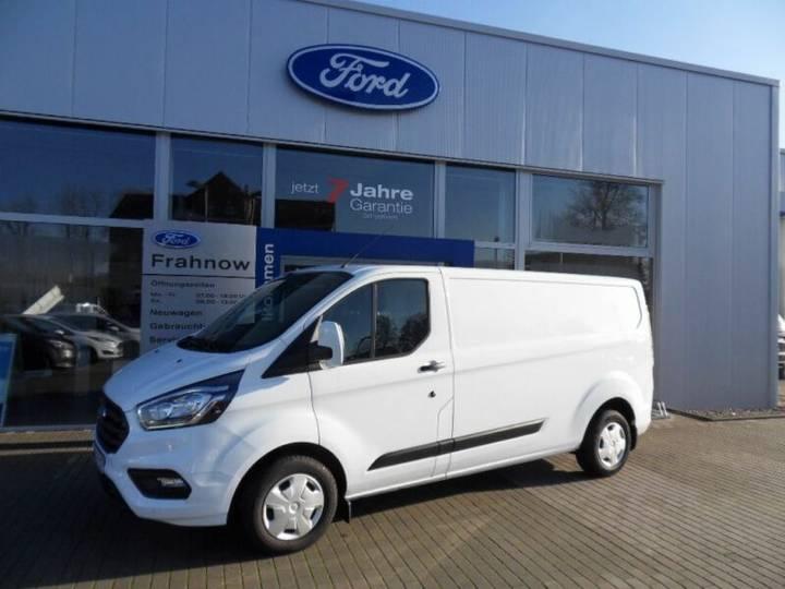 Ford Transit Custom 300 L2H1 LKW VA Trend - 2018