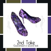 Dolce & Gabanna Designer heels at bargain prices now at 2nd Take