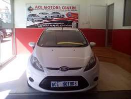 2011 Ford Fiesta 1,6 For Sale R110 000