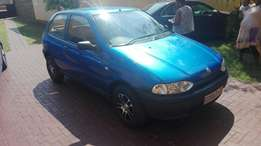 2002 Fiat Palio 1,2 ed 3 door hatchback for sale...