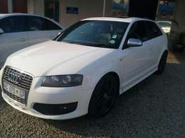 2008 Audi S3 in very good condition