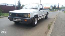 Mitsubishi L200 pickup 2500cc..Very clean and in perfect condition !!