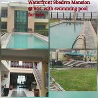 9bedroom mansion in sea front with swimming pool