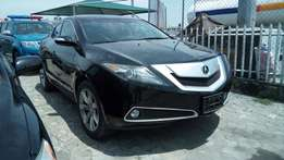 Foreign Used 2010 Acura ZDX Sh-AWD In Excellent Driving Condition.