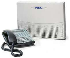 Re-furbished NEC XN120 Pabx Telephone System and Switchboard