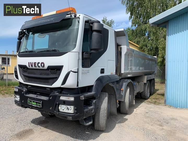 Iveco Trakker 500 - 2014