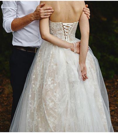 Suknia ślubna Impresja Latifa Głogów Małopolski Olxpl